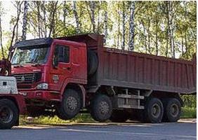 Эвакуация грузовика до 5 т